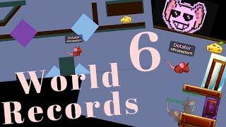 Dotator World Records #6 || Transformice