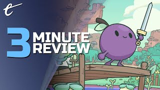 Garden Story | Review in 3 Minutes (Video Game Video Review)