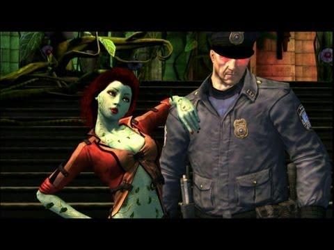 Poison Ivy - Batman: Arkham City Lockdown Update Trailer (iOS)