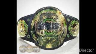 Global Force Wrestling Championship Titles Review
