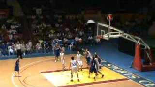 16th UniGames AdMU vs NORSU Basketball Men