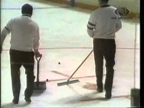 1980-NHL - Stan Weir Penalty Shot