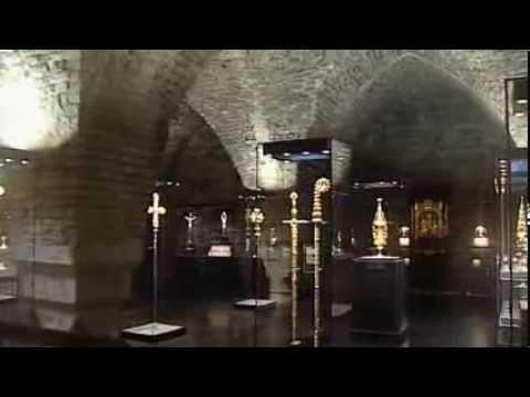 Schatzkammer im Kölner Dom