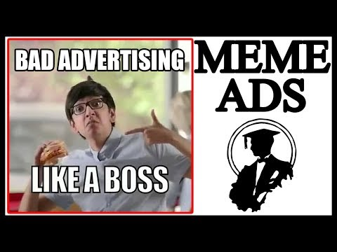The State Of Memes In Advertising… | Lessons in Meme Culture
