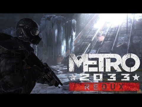 Призраки метро ▶ Metro 2033 Redux #4