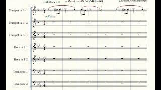 The Godfather Waltz - Brass Octet