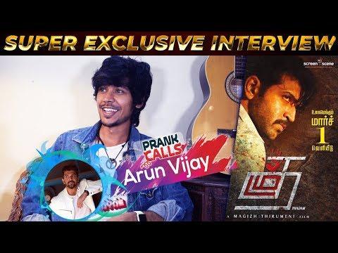 Thadam music director Arun raj interview   Arun vijay   magizh thirumeni   Local Talk Ep-02 Mp3