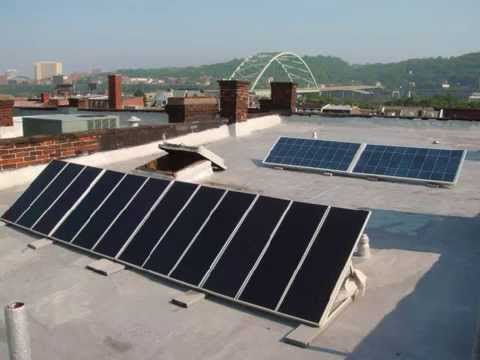 DIY : Solar Power for a City Apartment