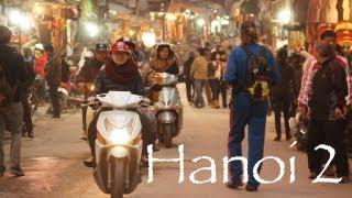 Casi muero atropellado - Hanoi AXM Vietnam #2