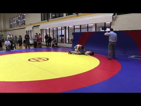 2015 Golden Bear Invitational: 82 kg Clayton Brinker vs. Andrew Johnson