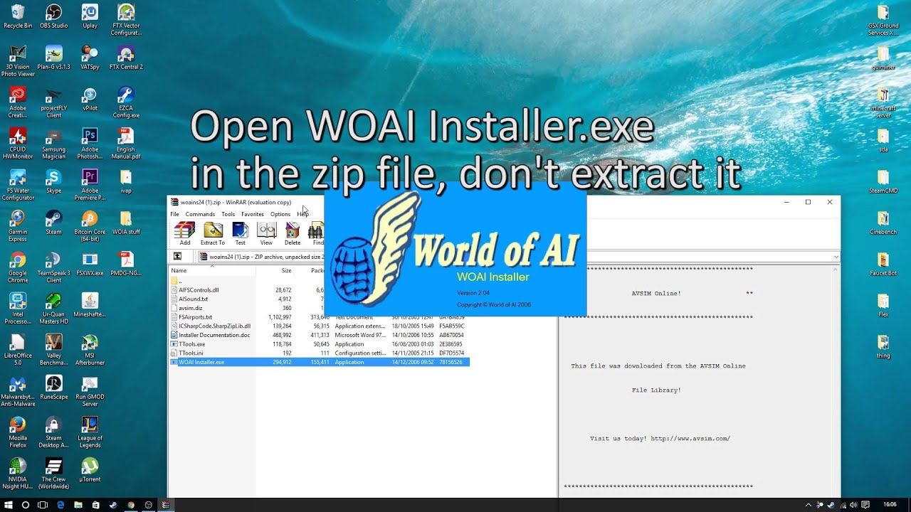 Woai Installer Download
