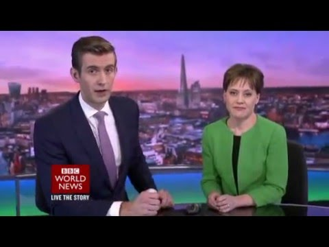 BBC World News - Business Live promo