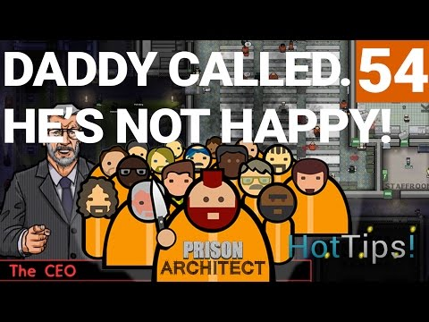 Prison Architect 2.0 - Ep 54 - CRIMINAL NEGLIGENCE! - Let's