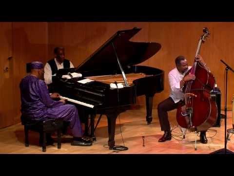 Jazz: Rhythms Changing America Pt. 2 Randy Weston African Rhythms Trio and Candido
