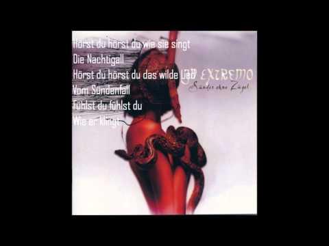 In Extremo - Der Wind (with Lyrics)