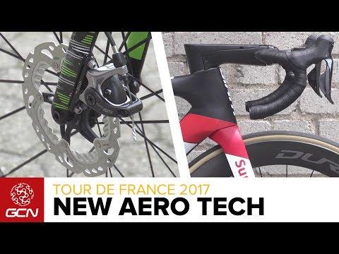 Brand New Aero Tech | Tour De France 2017