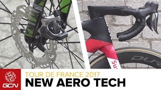 Brand New Aero Tech | Tour De France 2017