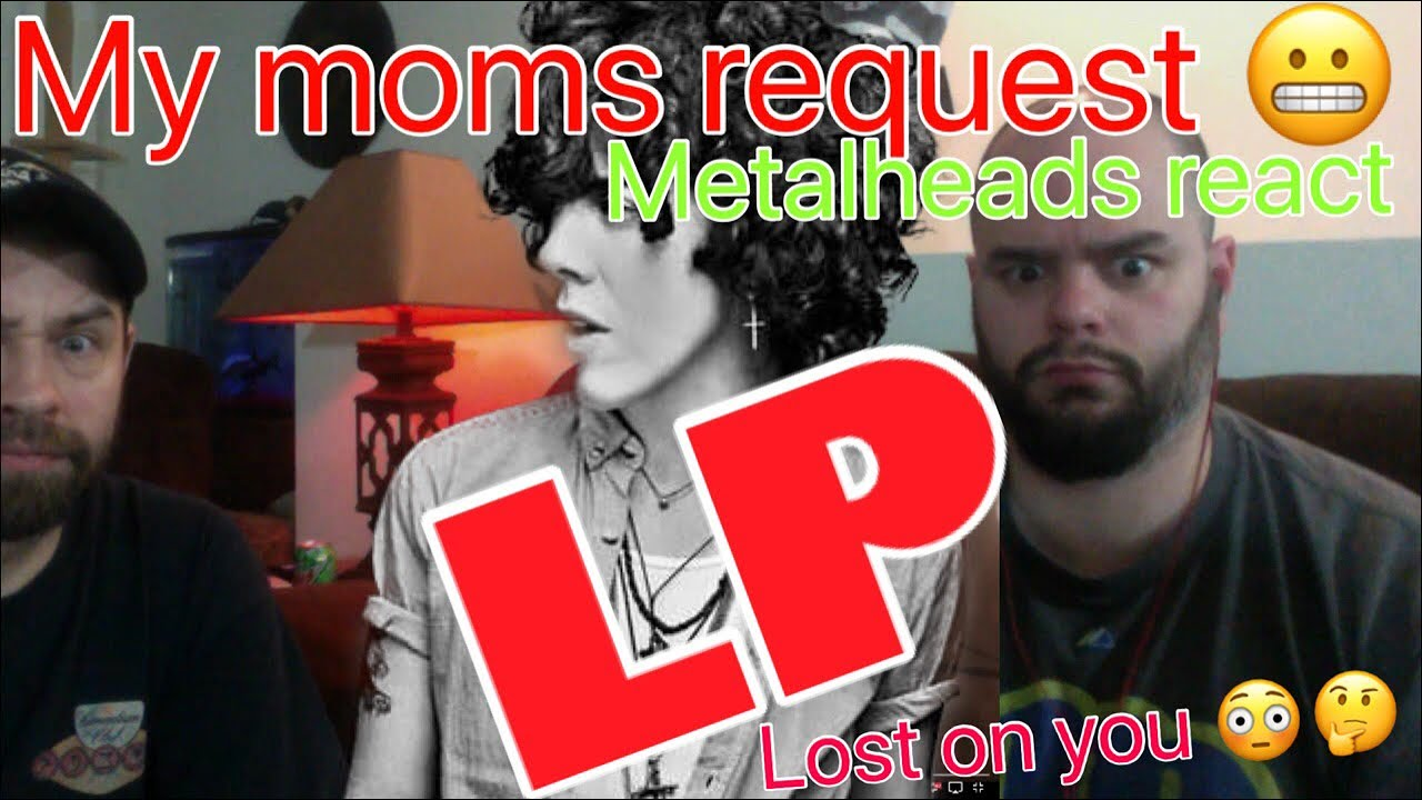 Download LP - LOST ON YOU ( live session)🤔😳😱🤷♂️ METALHEADS react
