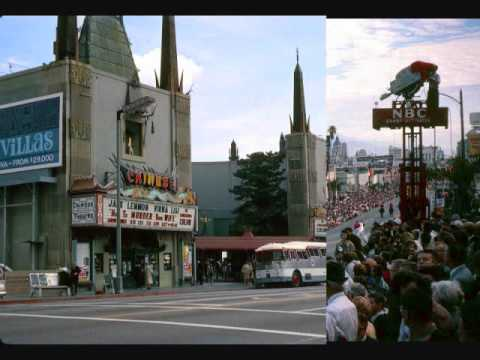 Los Angeles In The 1950's And 60's