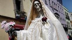 La historia de la Santísima Muerte