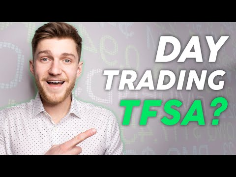 Day Trading Taxes In Canada (TFSA) - Investing For Beginners!