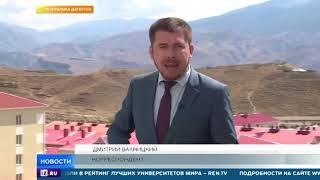 Путин возложил цветы к мемориалу в Ботлихе и пообщался с ополченцами