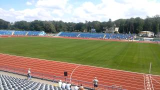 Чемпионат Украины юниоры эстафета 4х100 юниоры