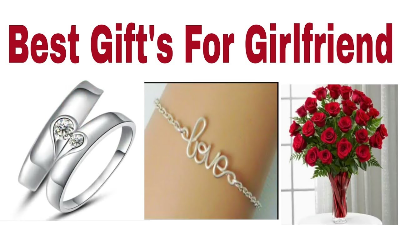 Best Gifts For Girlfriend on Valentine's Day