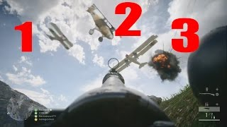 WORLD RECORD PLANE vs ROCKET KILLS - Battlefield 1 Top Plays of the Week (BF1 WORLD RECORD)