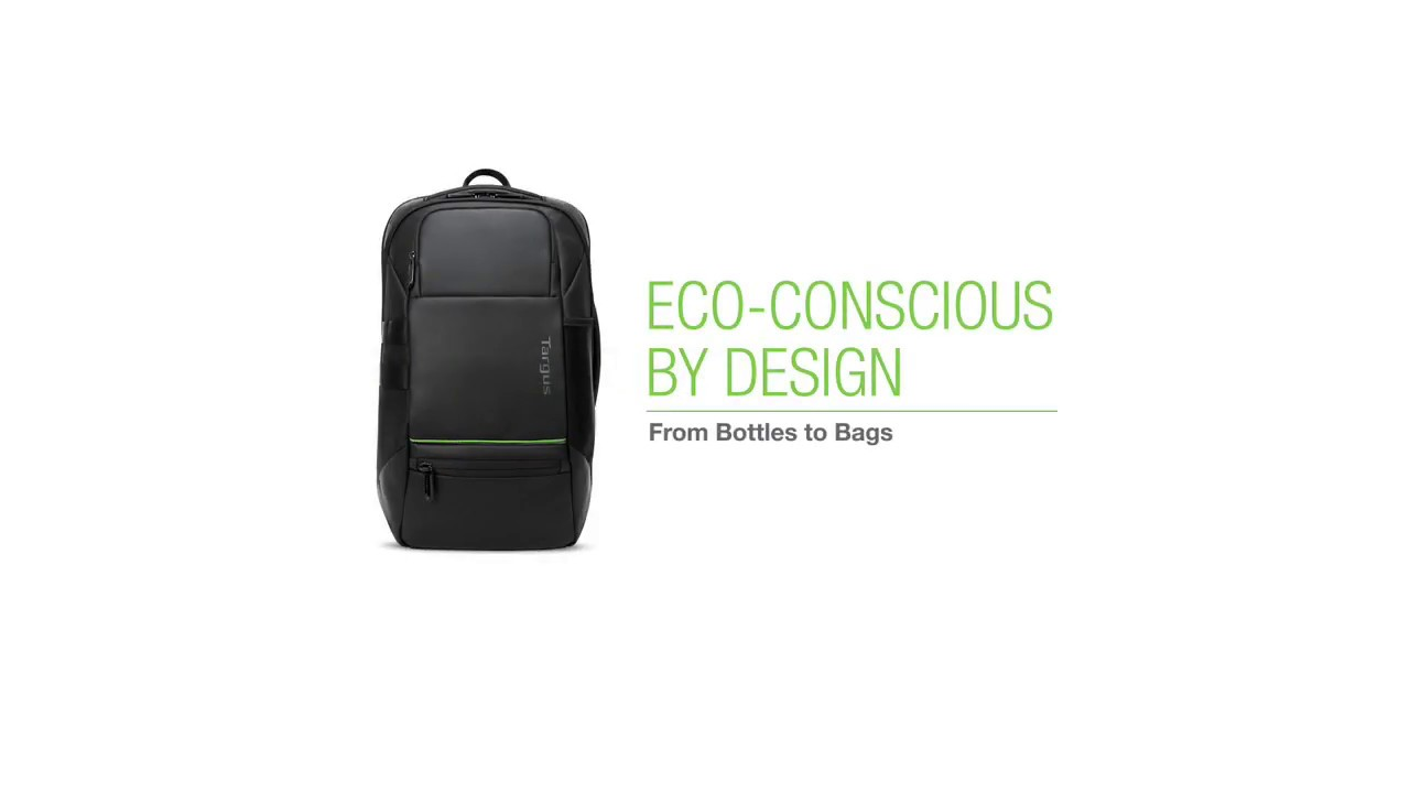 6c9250db7fa Targus® Balance™ EcoSmart® Backpack Named Green Good Design™ 2018 Honoree