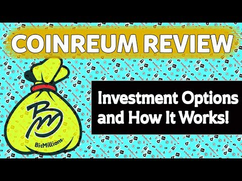 Coinreum Review - Investment Options and How It Works!