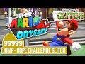Super Mario Odyssey - Reach 99,999 Jump-