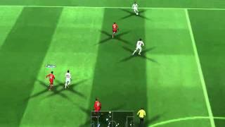 PES 2012 yair25 gameplay version 1.9 test