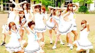 【MV】女塾オールスターズ「脇を見ないで」 黒沢美怜 検索動画 10