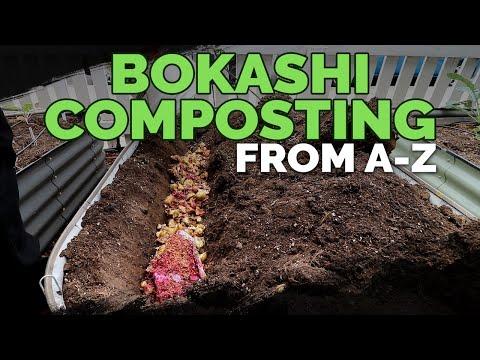 Bokashi Composting from Start to Finish (DIY Bokashi Bucket)