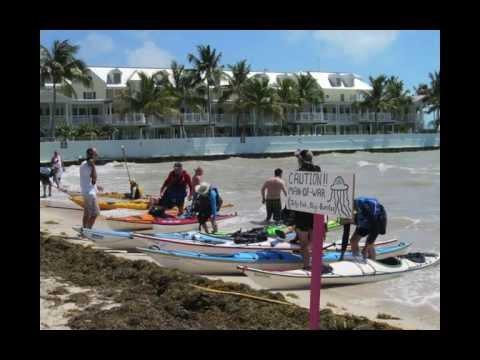 Key Largo to Key West Kayak with Burnham Guides