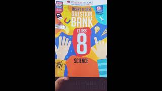 Oswaal Book class8 QUESTIONS BANK