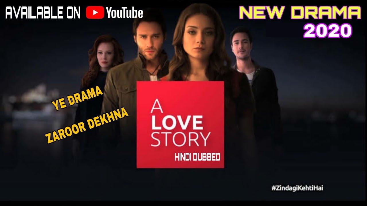 New Turkish Drama 2020 hindi dubbed | Bir ask hikayesi | A love story drama | Seckin ozdemir,Damla