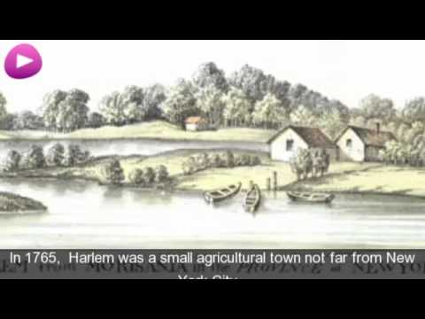 Harlem, New York City Wikipedia travel guide video. Created