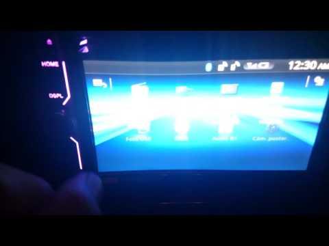 Sony xav 612bt