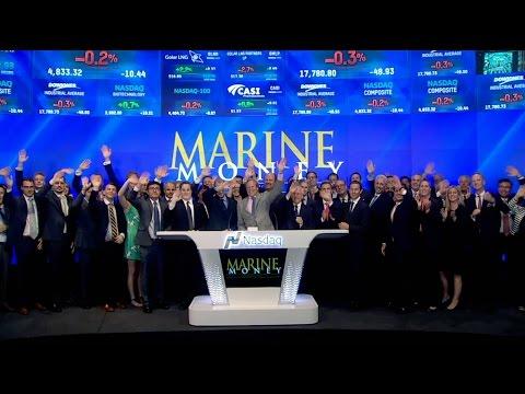 Marine Money – Nasdaq Closing Bell 2016
