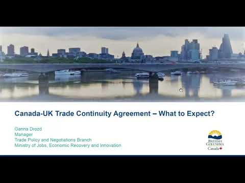 Trading with the United Kingdom – What Now Post-Brexit?