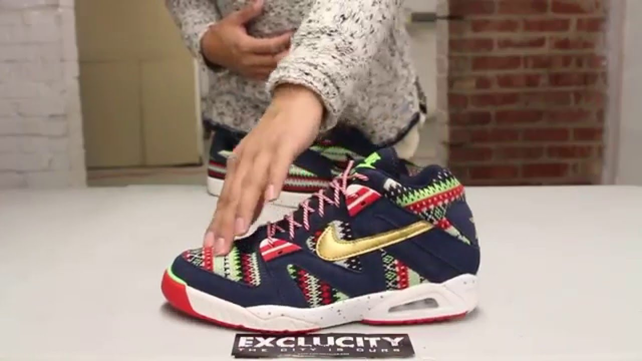 Ugly Challenge Sweater Iii Unboxing Tech Air Nike Video Christmas qgzOIPWw