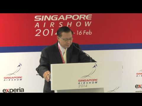 Singapore Airshow 2014 China Business Forum: Opening Remarks by Chairman of China Business Forum