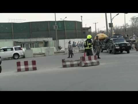 Gunmen Attack Kabul Military Hospital