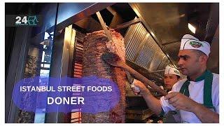 Istanbul Street Foods |Doner Kebap