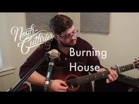 Burning House by Cam - Noah Guthrie Cover