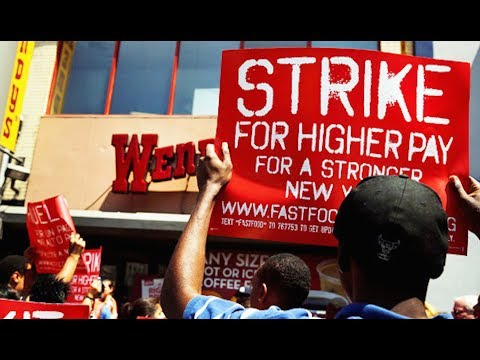 Study: Minimum Wage Hikes INCREASE Jobs