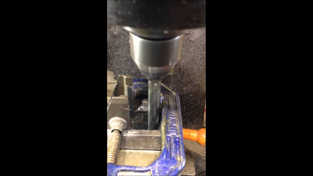 Milling a Garand for BM59 Conversion