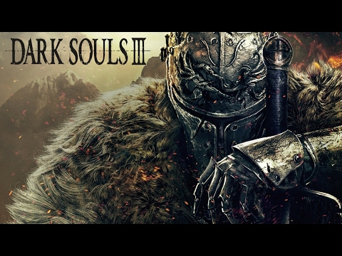 Dark Souls III Playthrough Gameplay Part 4|Cathedral of the Deep & Longfinger Kirk (PS4)